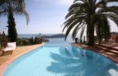 Magnifique Villa à Villefranche avec vue mer